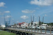 Shem Creek History Tour with Shrimp Boil