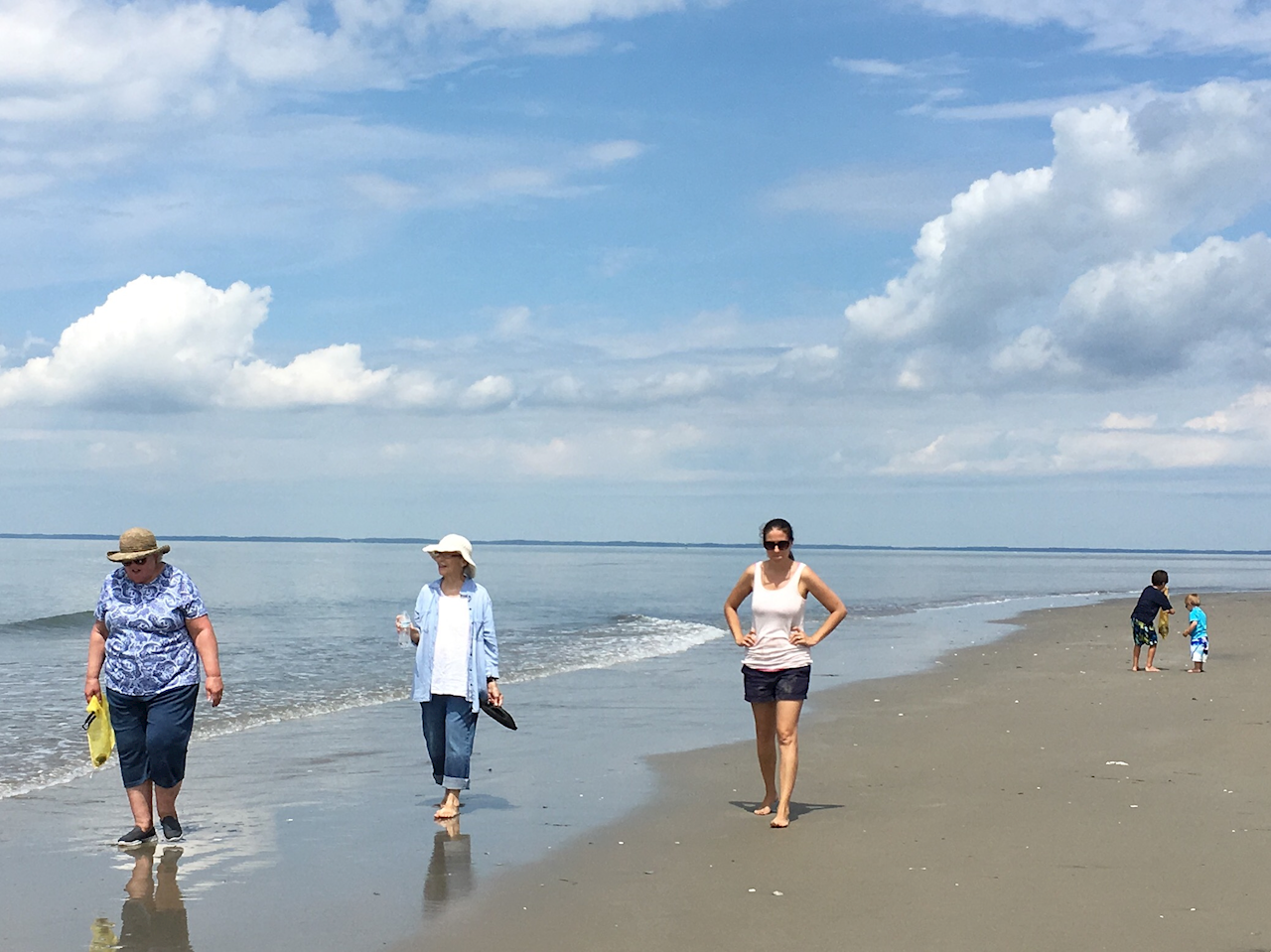 Barrier Islands Boat Tour