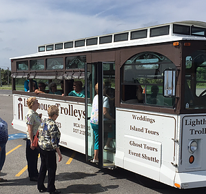 History/Sightseeing Trolley Tour of St. Simons