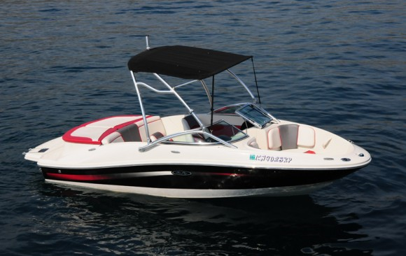 Towing Sport Boat Rentals