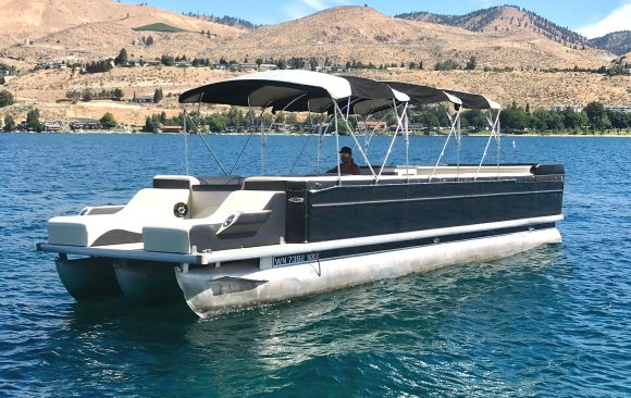 Big Black Pontoon Rental