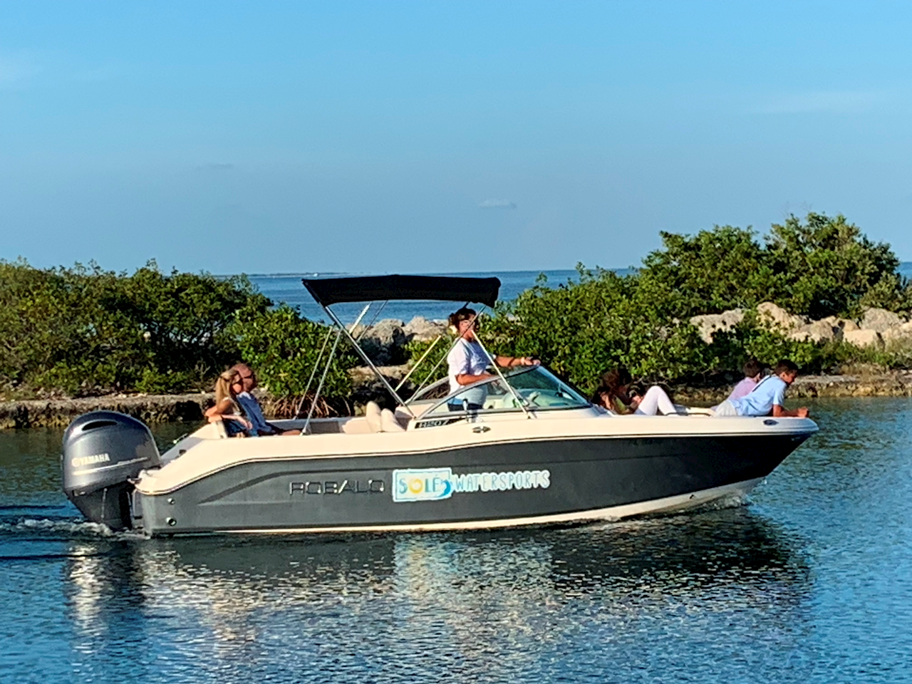 Private Duck Key Cruise