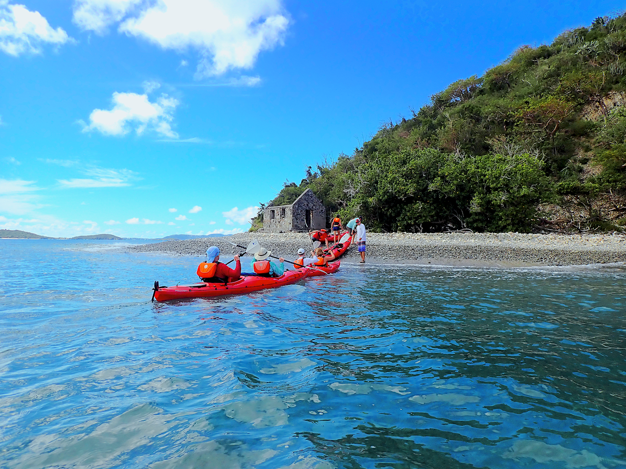 North Shore Half Day Kayak And Snorkel