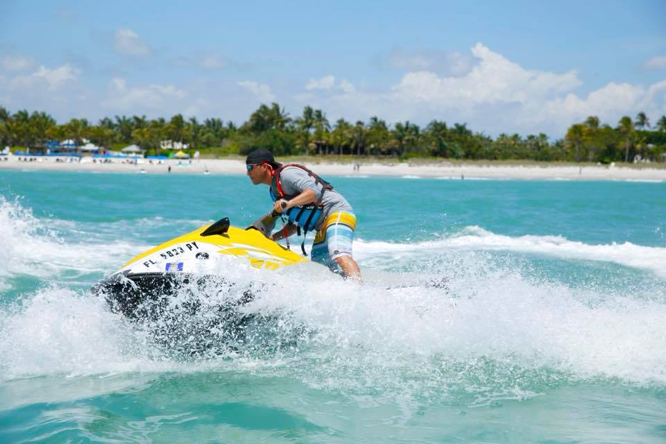 Waverunner Rentals from T-Dock/Kings Crown Lawn