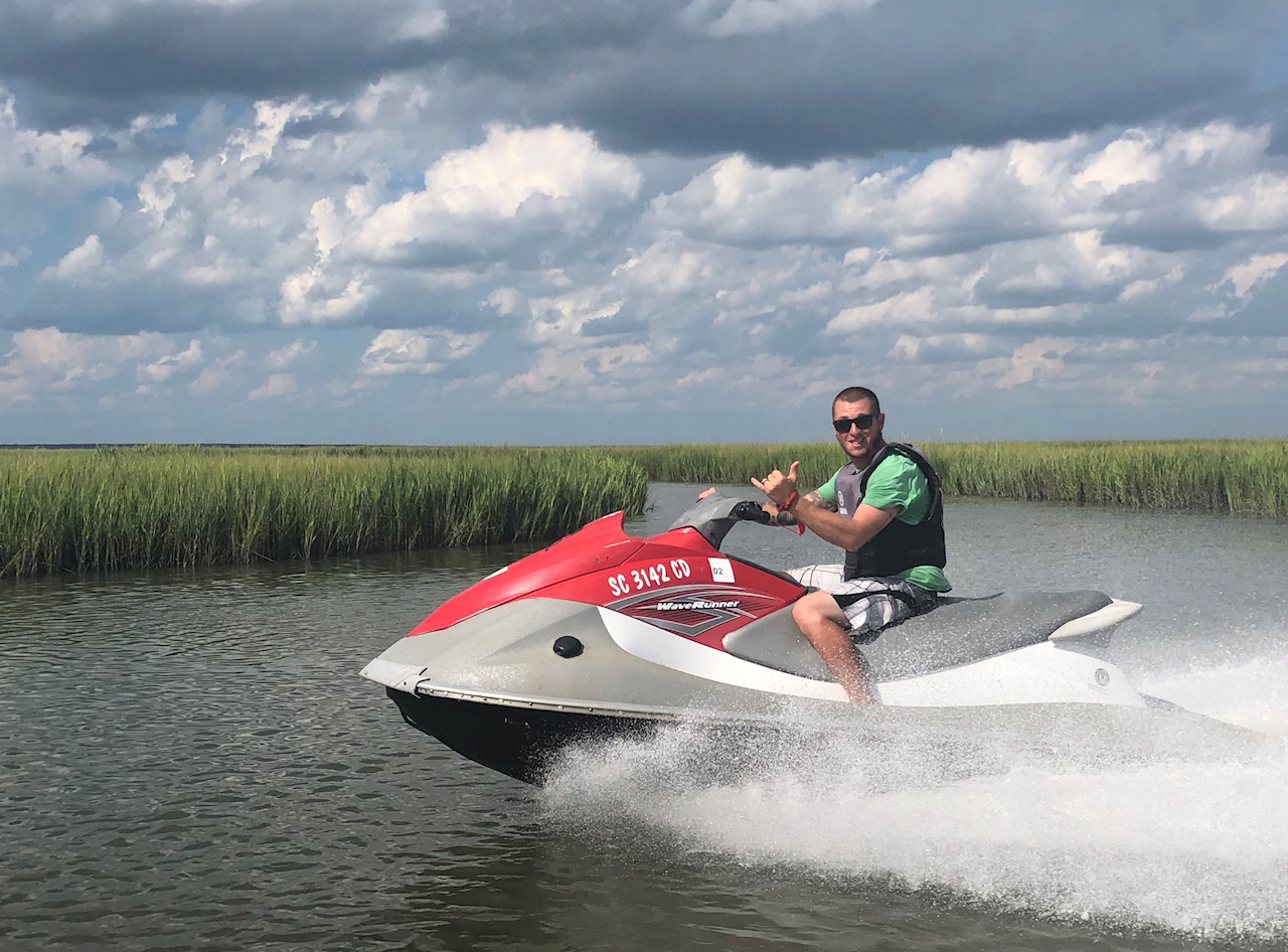 Waverunner Safari Adventure